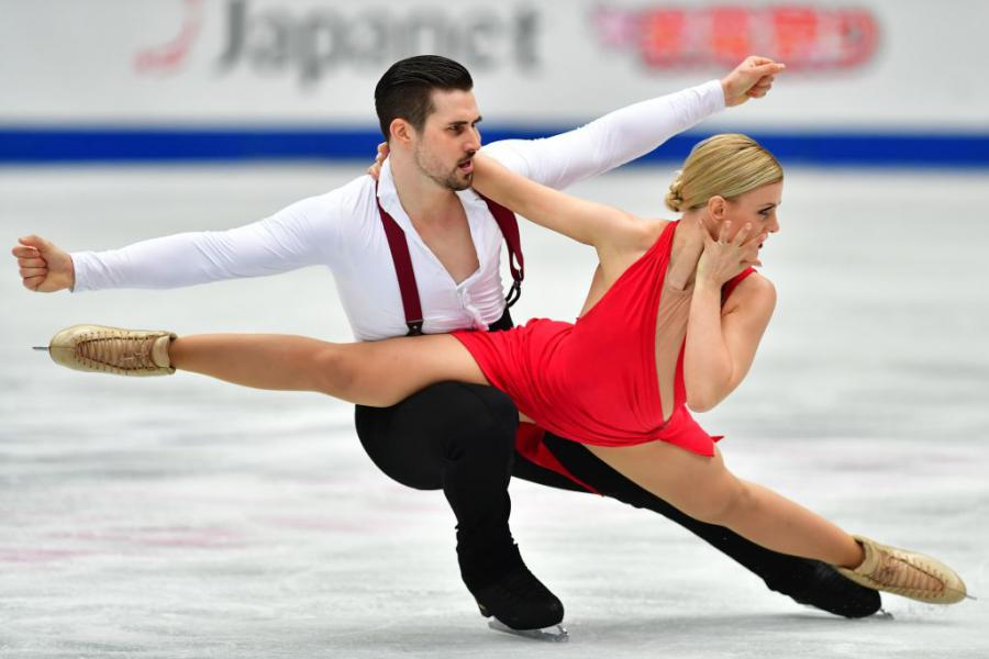Madison Hubbell / Zachary Donohue (CAN)