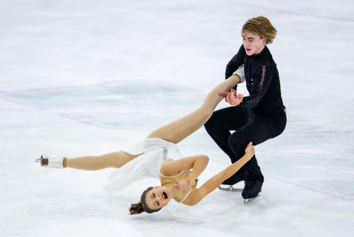 Natalie Dalessandro and Bruce Waddell (CAN)
